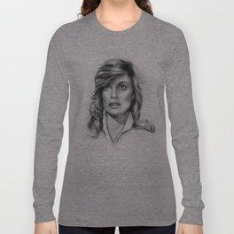 Sue Ellen Ewing Long Sleeve T-shirt