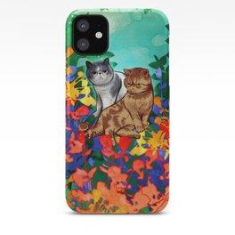 Fitzroy the Cat iPhone Case