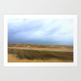 Dunes [4] Art Print