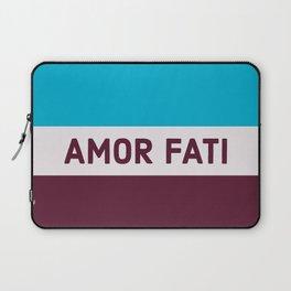 AMOR FATI - STOIC WISDOM Laptop Sleeve
