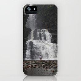 high falls park iPhone Case