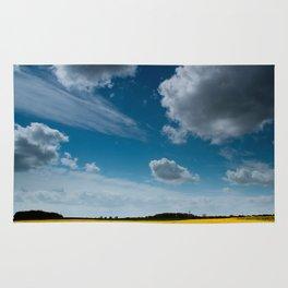 Blue Sky Thinking Rug
