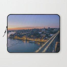 Porto from Serra do Pilar. Laptop Sleeve