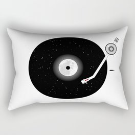 The Music of the Moon and the Stars Rectangular Pillow
