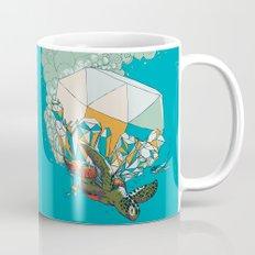 TURTLE& THE DIAMONDS Mug