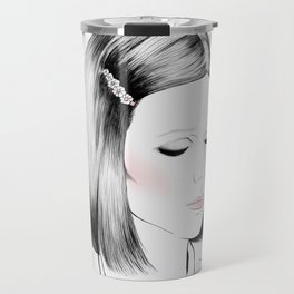 Gwyneth Paltrow (as Margot Tenenbaum) - Melancholia Serie Travel Mug