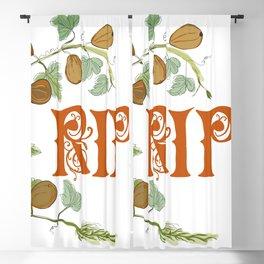 Ripe Blackout Curtain