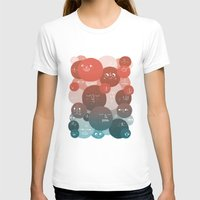 blood T-shirts featuring Blood Cells by Chase Kunz