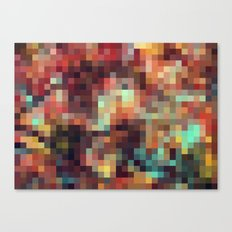 Nature Pixels No.11 Canvas Print