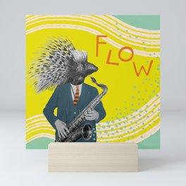 Flow Mini Art Print