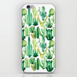 cactus camuflage iPhone Skin