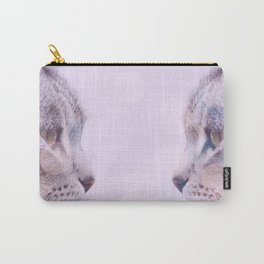 Twinning Cats Carry-All Pouch