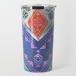 Jirra Boho Chevron {1A} Travel Mug