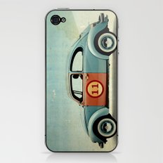 number 11 Bug iPhone & iPod Skin