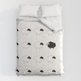 Black Sheep C Comforters