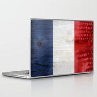 france Laptop & iPad Skins featuring France by Arken25