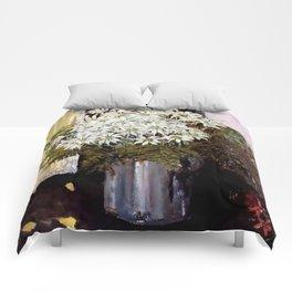 """Banksia"" by Australian Artist Margaret Preston Comforters"