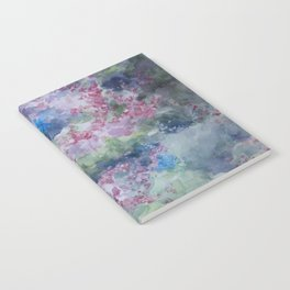 Dance Among the Flowers Notebook