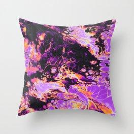 PRIMADONNA Throw Pillow