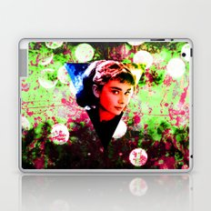 audrey hepburn  Design Laptop & iPad Skin