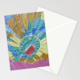 Sweet Skies - Panel 4 Stationery Cards
