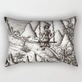 Swing Rectangular Pillow