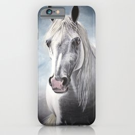 Grey Mare iPhone Case