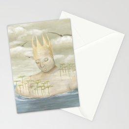 Island King Stationery Cards