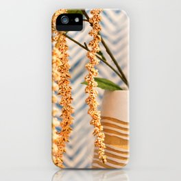 Stems from a Base  iPhone Case