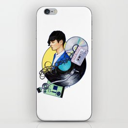 Songs of Desperation iPhone Skin