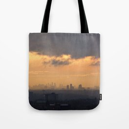 City Sky. Tote Bag