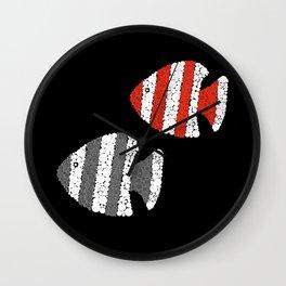 Pisces horoscope Wall Clock