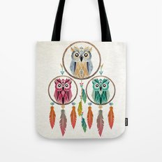 dream owl Tote Bag