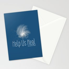 Help Us Heal - Hurricane Sandy Relief Stationery Cards