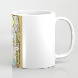 Yogashala by Justine Aldersey-Williams Coffee Mug