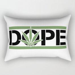 DOPE Rectangular Pillow