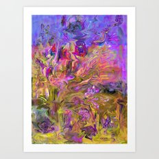 Conglomerate Art Print