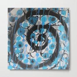 Spirale Molle Metal Print
