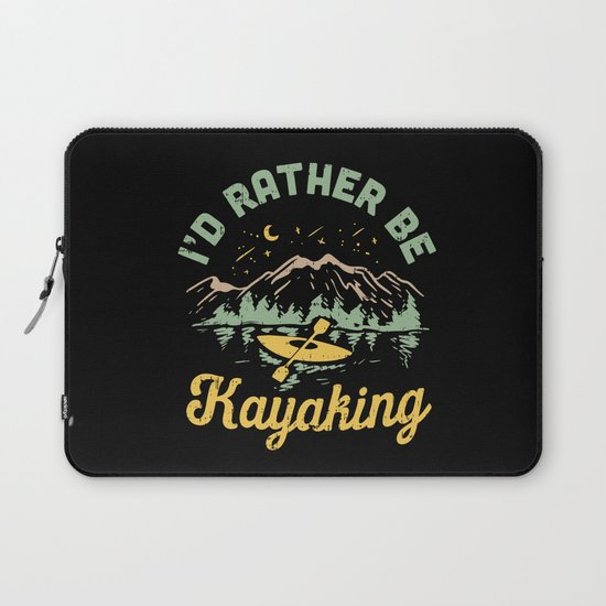 I'd Rather Be Kayaking by anziehend
