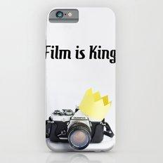 Film is King iPhone 6s Slim Case