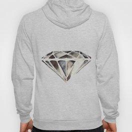 Monotone Diamond Hoody