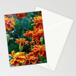 Marigold Garden Stationery Cards