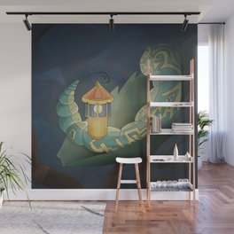 Firefly's grandma Wall Mural