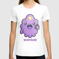 lumpy space princess T-shirts featuring Kawaii Lumpy Space by Squid&Pig