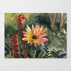Vibrant Blossom Canvas Print