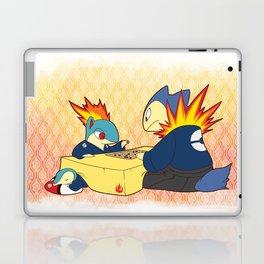 Johto Starters - The Cyndas Laptop & iPad Skin