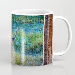 Ninjutsu Coffee Mug