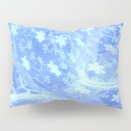 blue moon (#5 in a series: ghost in the swimming pool) Pillow Sham