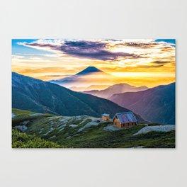 Mt Fuji I Canvas Print
