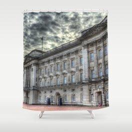 Buckingham Palace  Shower Curtain